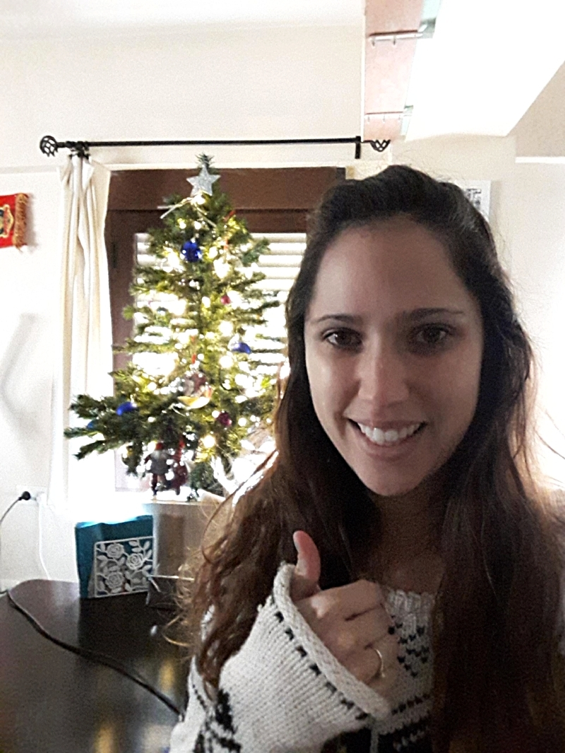 So excited (but also nervous) to host Christmas in Spain!