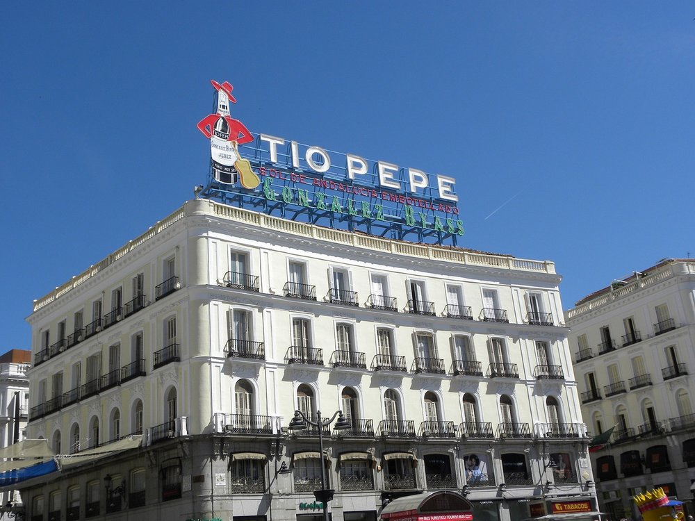 Tio Pepe building