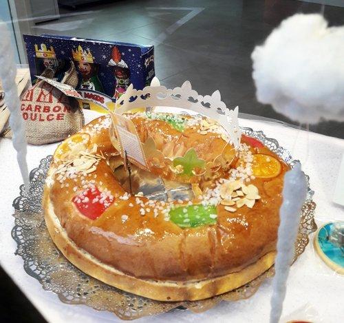 Roscon_Typical Christmas Cake