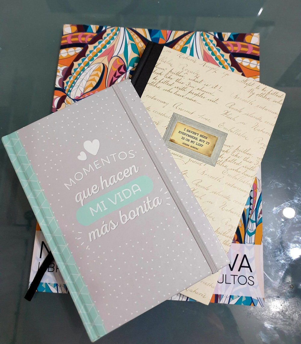 I never imagined the power of reflection these journals would bring to my life.