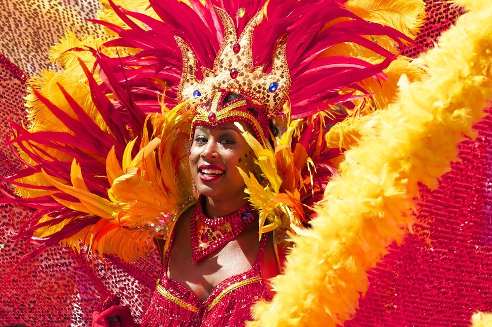 The Queen of the Carnival will have to beat out a dozen other hopefuls.