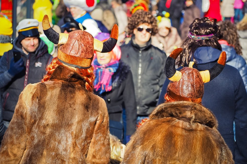 Don't be afraid to venture to lesser-known  Carnaval  destinations, too!