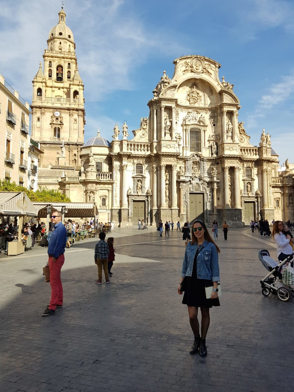Murcia's cathedral is something truly unique.