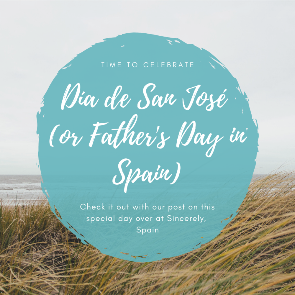 All you need to know about Father's Day in Spain.