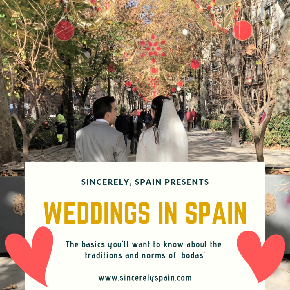 Pinterest Weddings in Spain