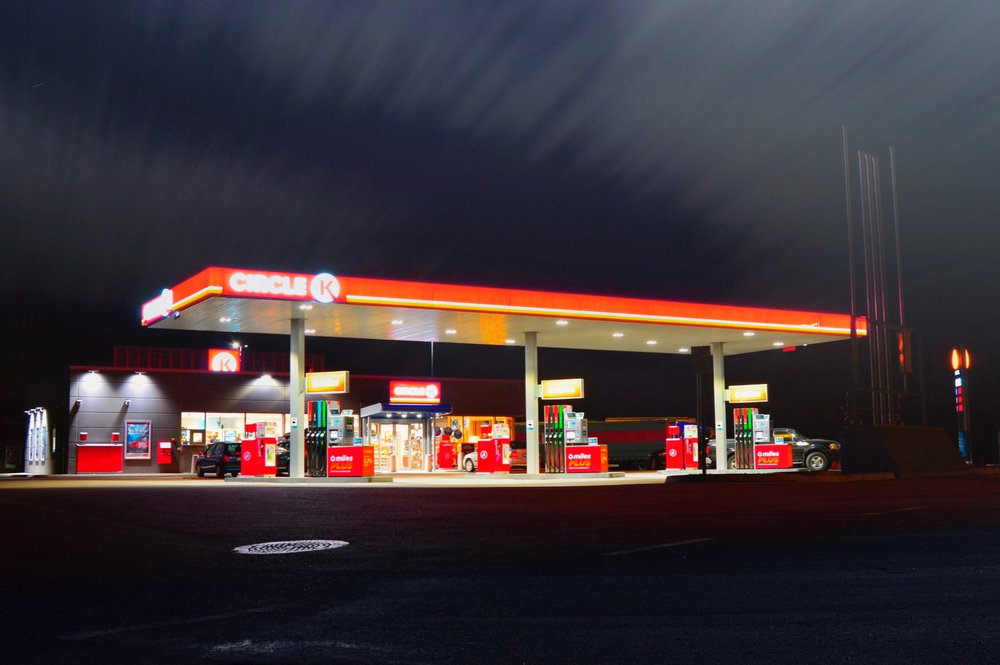 If a delivery's not going to work, you can always go to the gas station yourself.