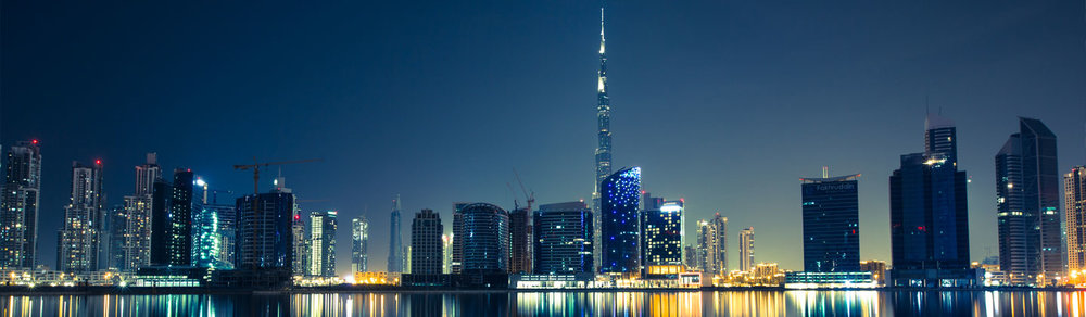Top 5 Hot Spots in Dubai