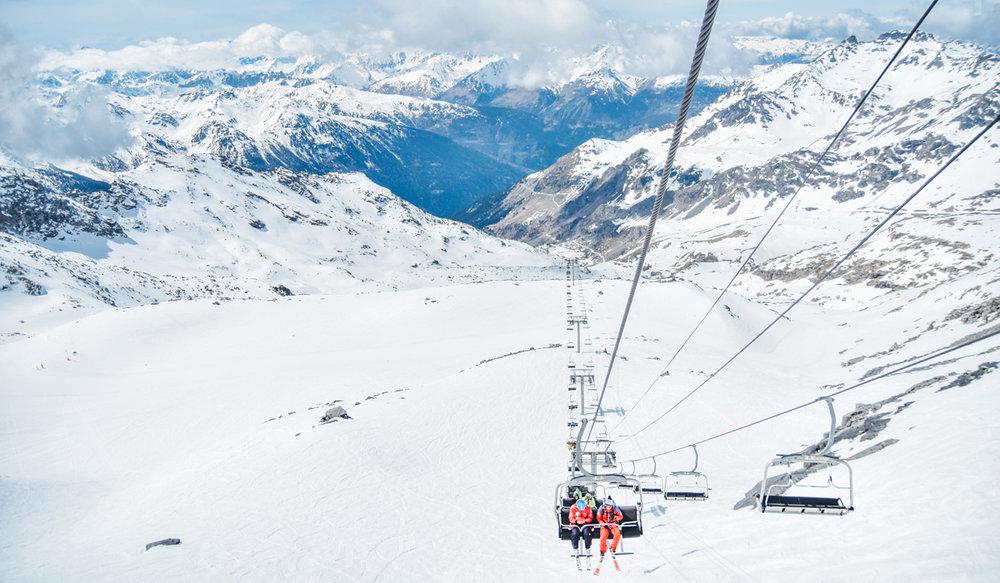 Ski Vacation in the Italian Alps