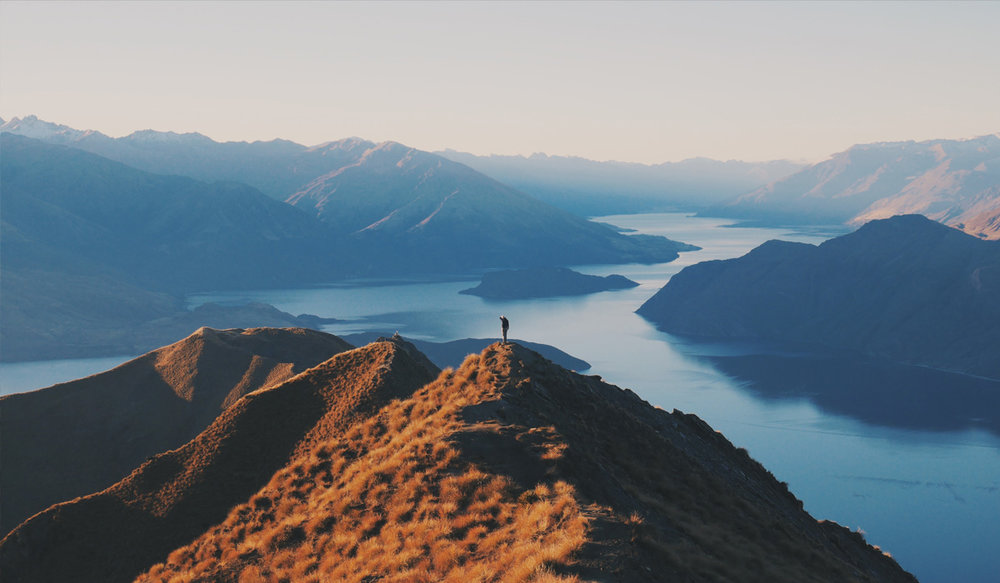 Explore the Fjords of New Zealand
