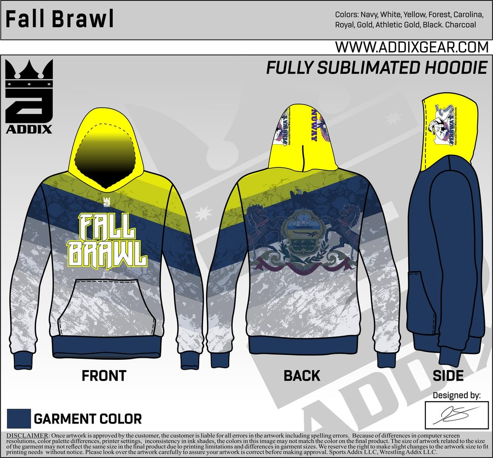 958dfccb5 Custom Sublimated Hooded Sweatshirts - DREAMWORKS