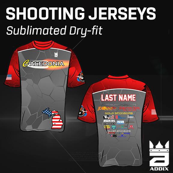 Custom Shooting Jerseys