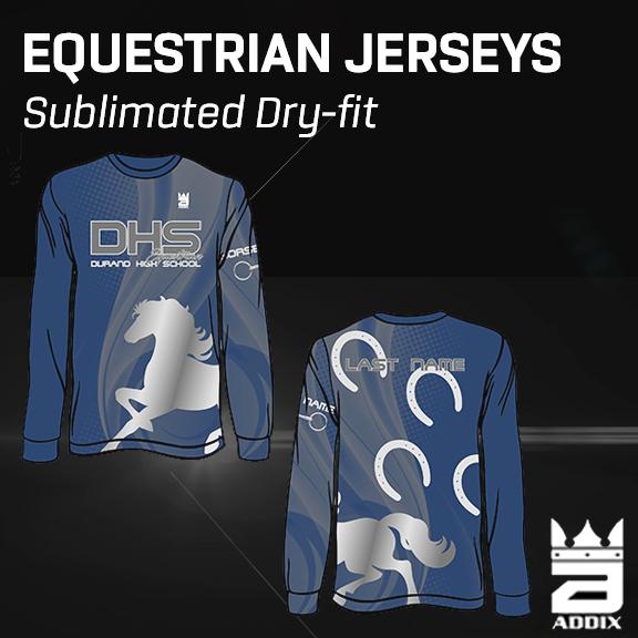 Custom Equestrian Shirts