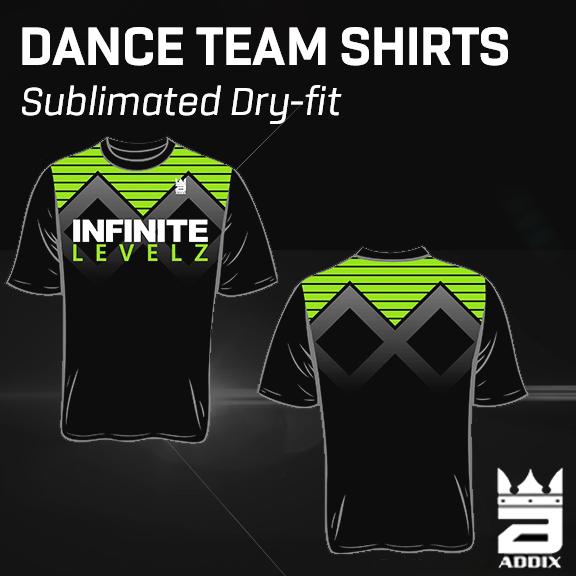 Custom Dance Shirts