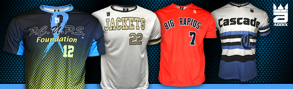 Custom Dryfit Baseball Jerseys