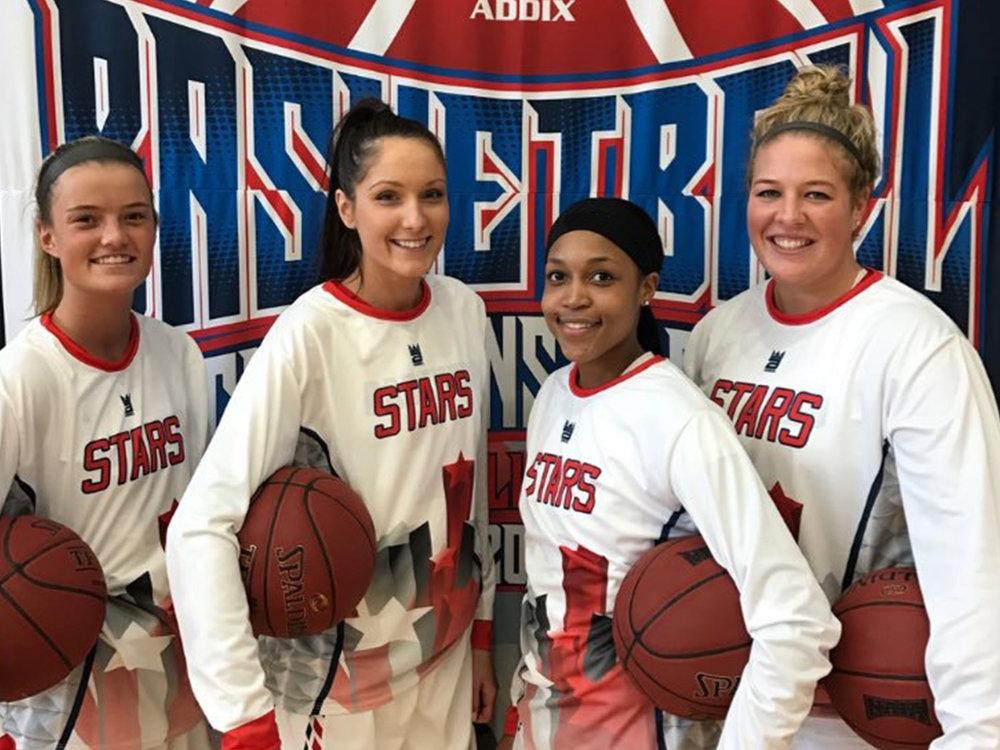 Custom Basketball Jerseys 4