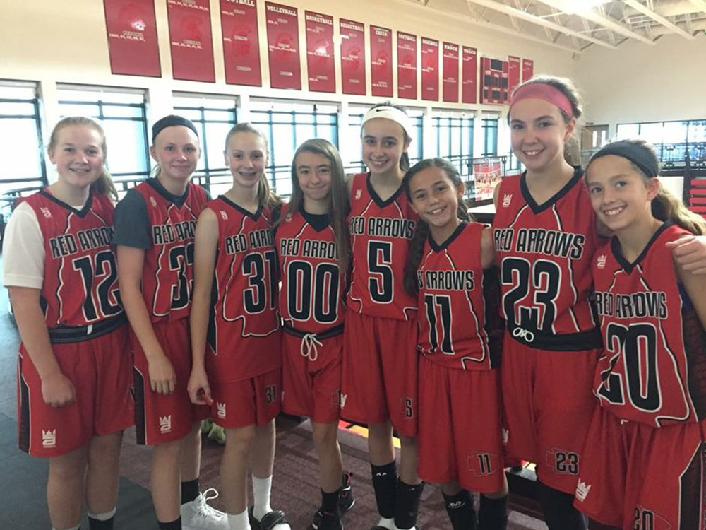 Custom Basketball Uniforms 12