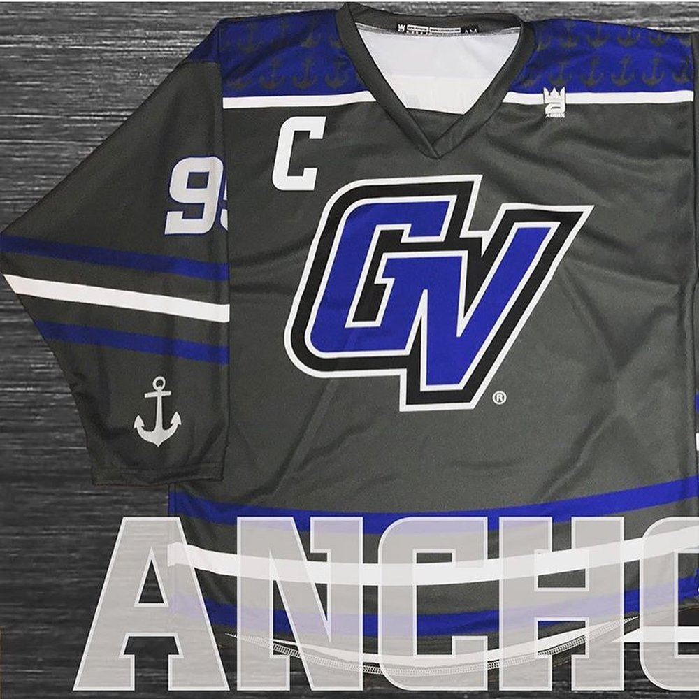 Grand Valley State Roller Hockey Graphic 1