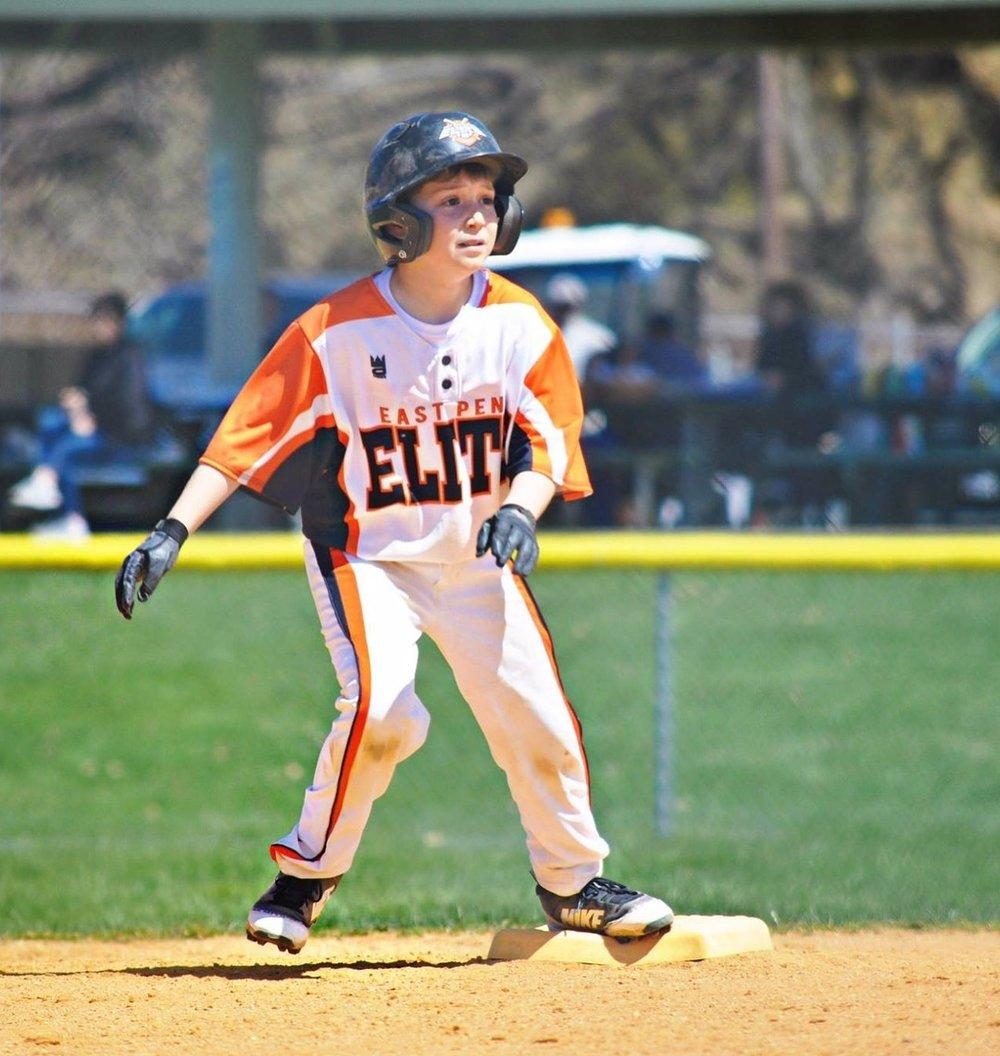 Penn Elite Custom Baseball Uniforms