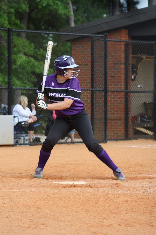 Wesleyan College Custom Softball Uniforms