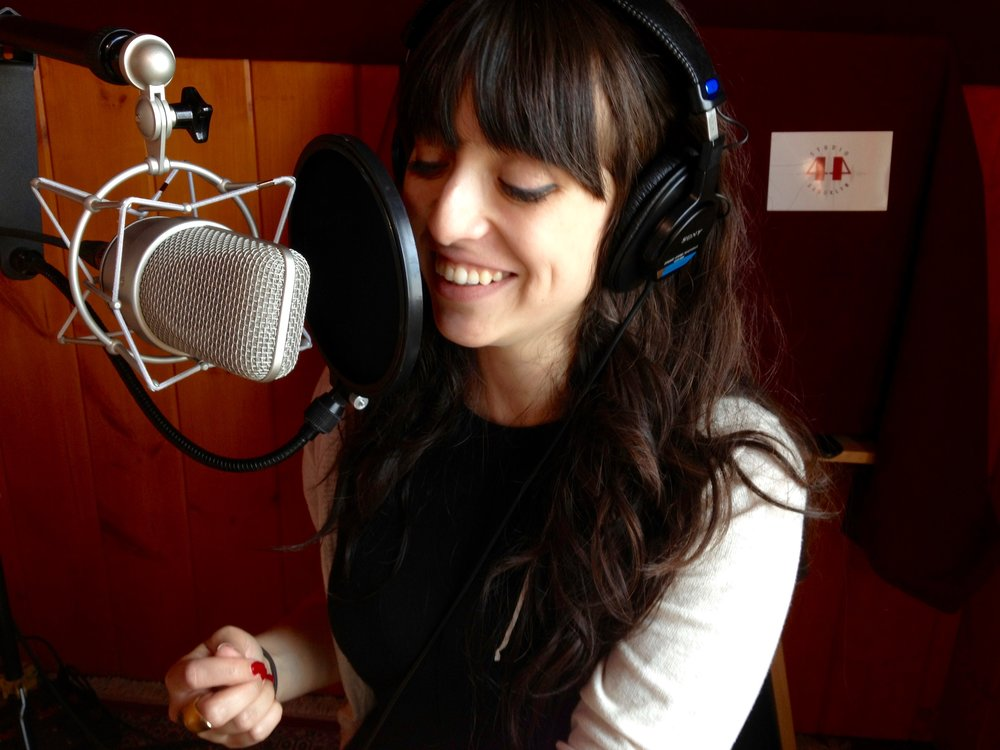 Nadia Reiman, Radio Producer