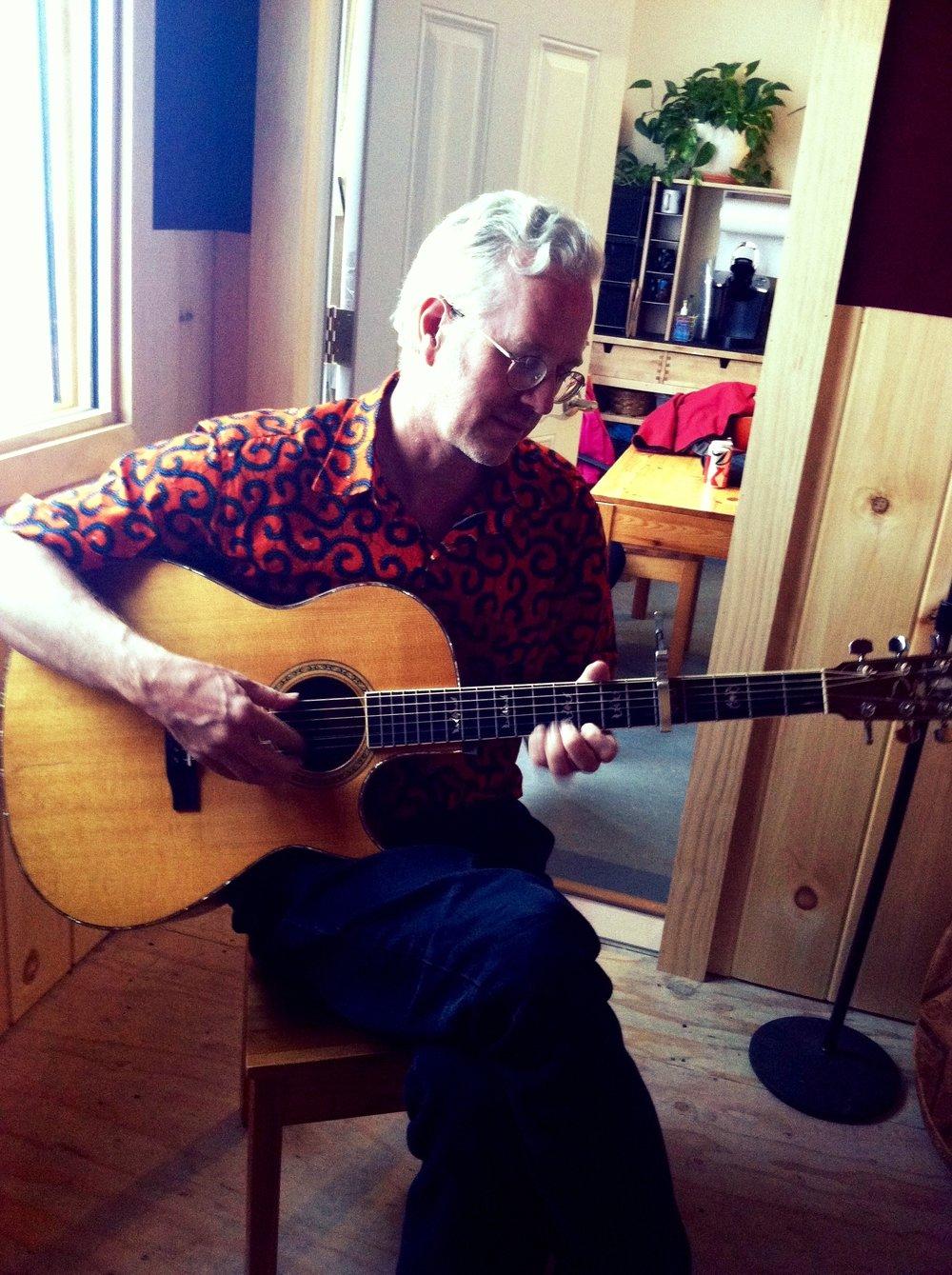 Banning Eyre, Guitarist