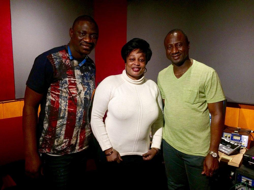 Manfa, Tapani, and Yacouba Sissoko; Musicians