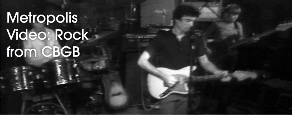 Live from CBGB 1975