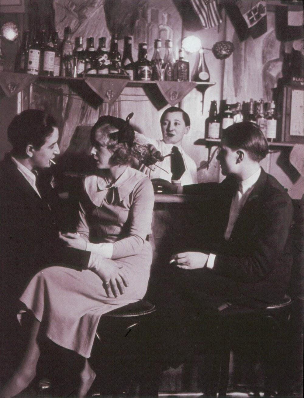 Le Monocle Bar