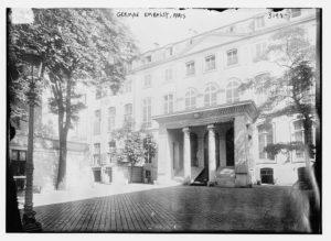 German Embassy in Paris
