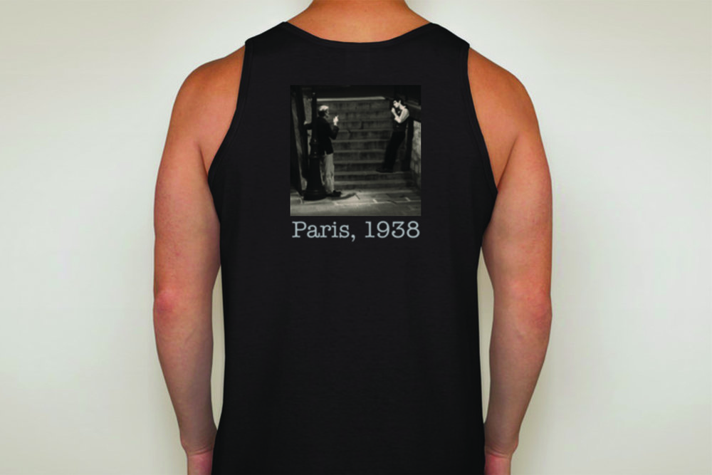 Paris 1938 Tank Top