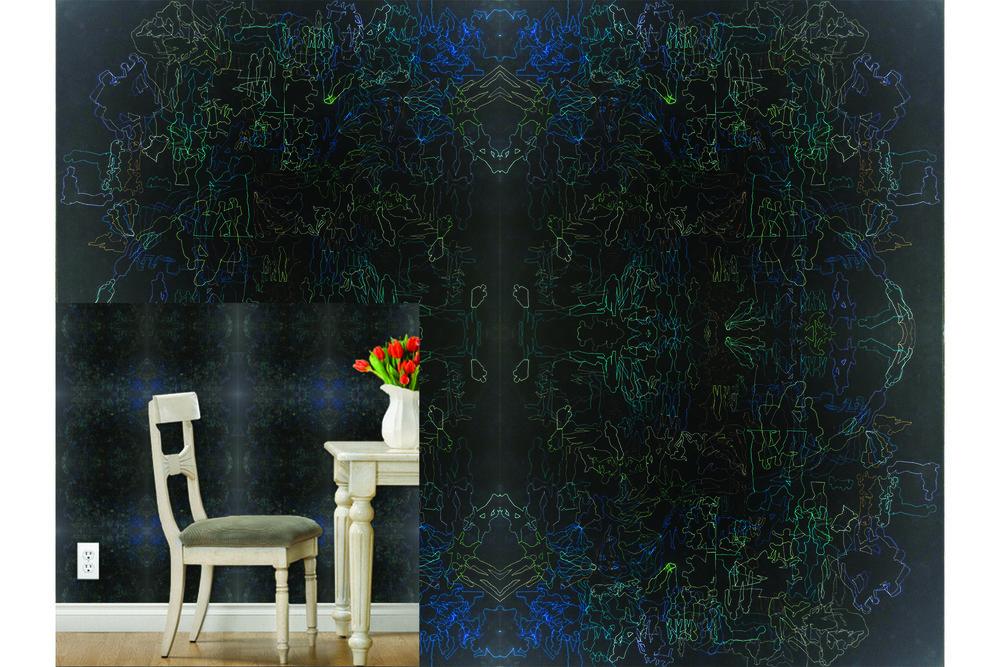 Nocturne, Wallpaper Roll