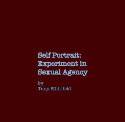 Copy of Self Portrait: Artist Book