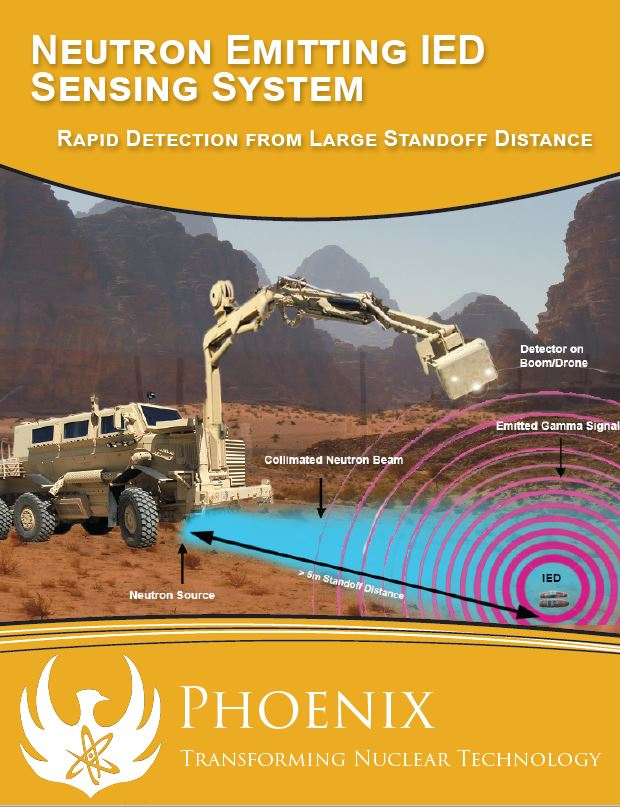 IED Detection Brochure