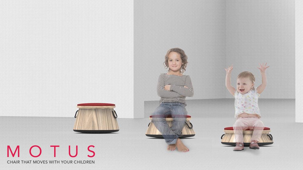 Cortex Design User Experience Award     Jenny Suh  with  Motus  (Carleton U)
