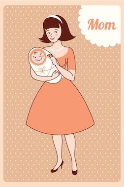 The Fairytale and Reality of New Motherhood .jpg