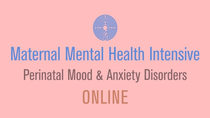 New Online Trainings for Mental Health Professionals