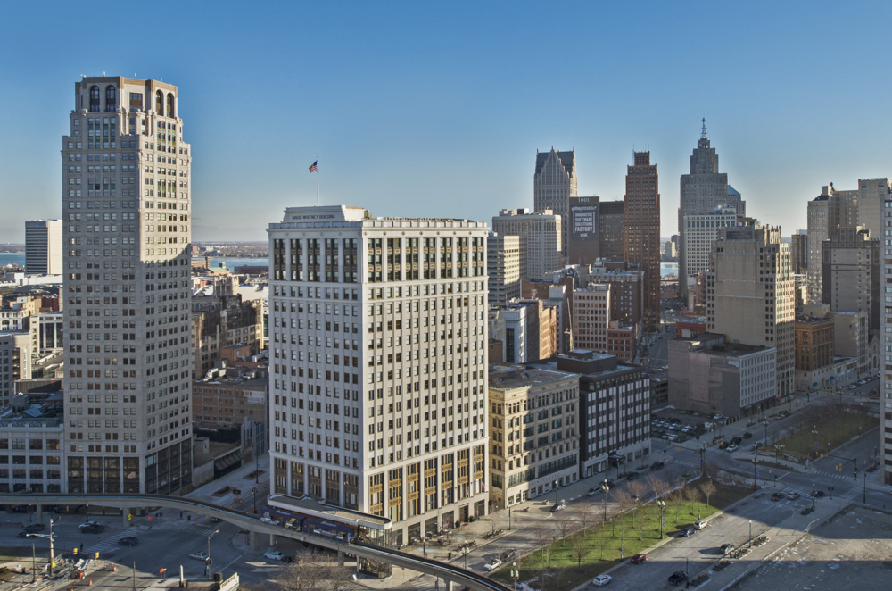 The David Whitney Building- Kraemer Design Group