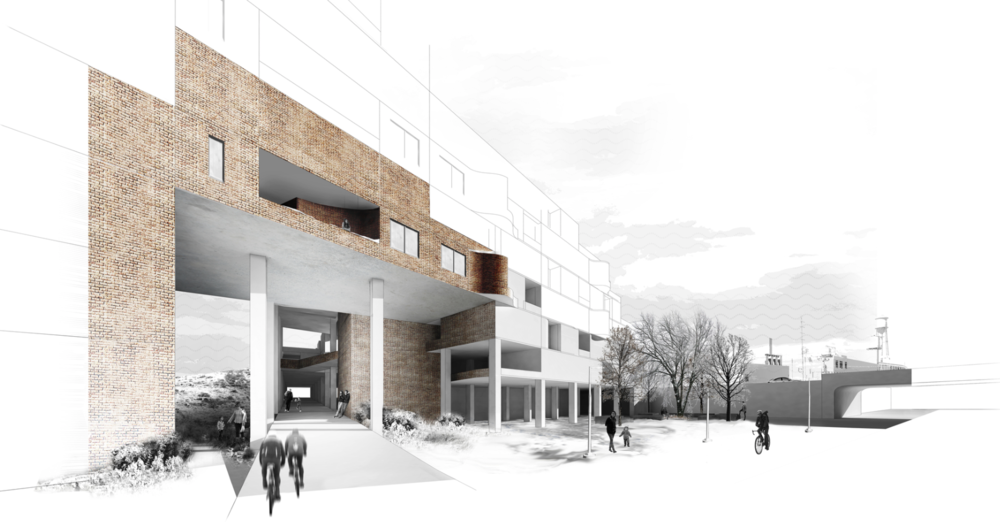 Perscriptive Pantina - University of Michigan Taubman College of Architecture and Urban Planning