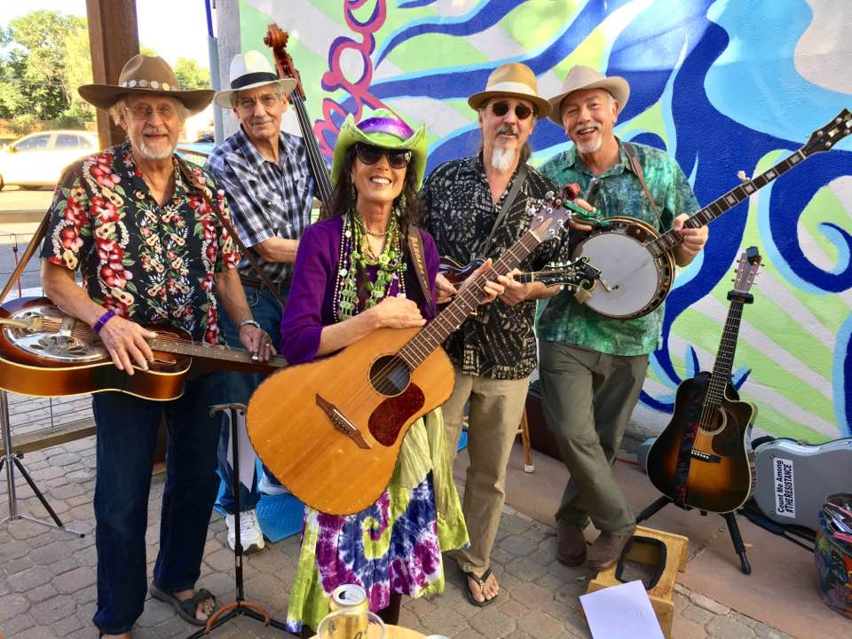 Barbara Jo and The Hippie Buckaroos