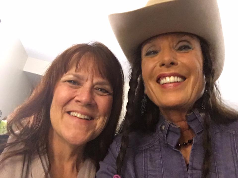 Barbara Jo Kammer and Claire Ratliff in Nashville (2017)