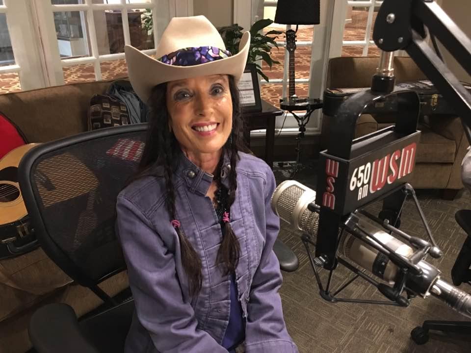 Barbara Jo Kammer in Nashville (2017)