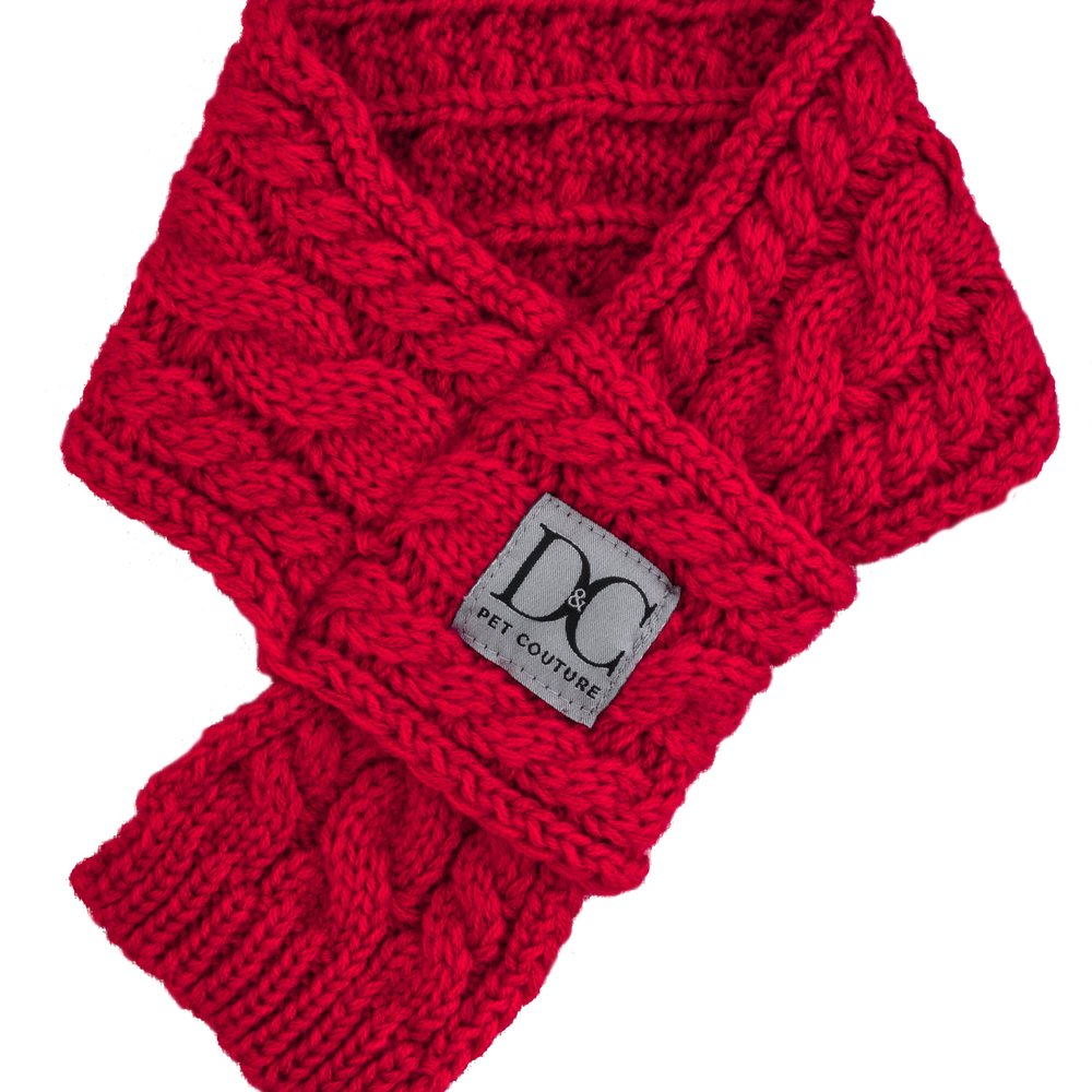 Bella Scarf,Candy Apple Red - Available in 3 Sizes