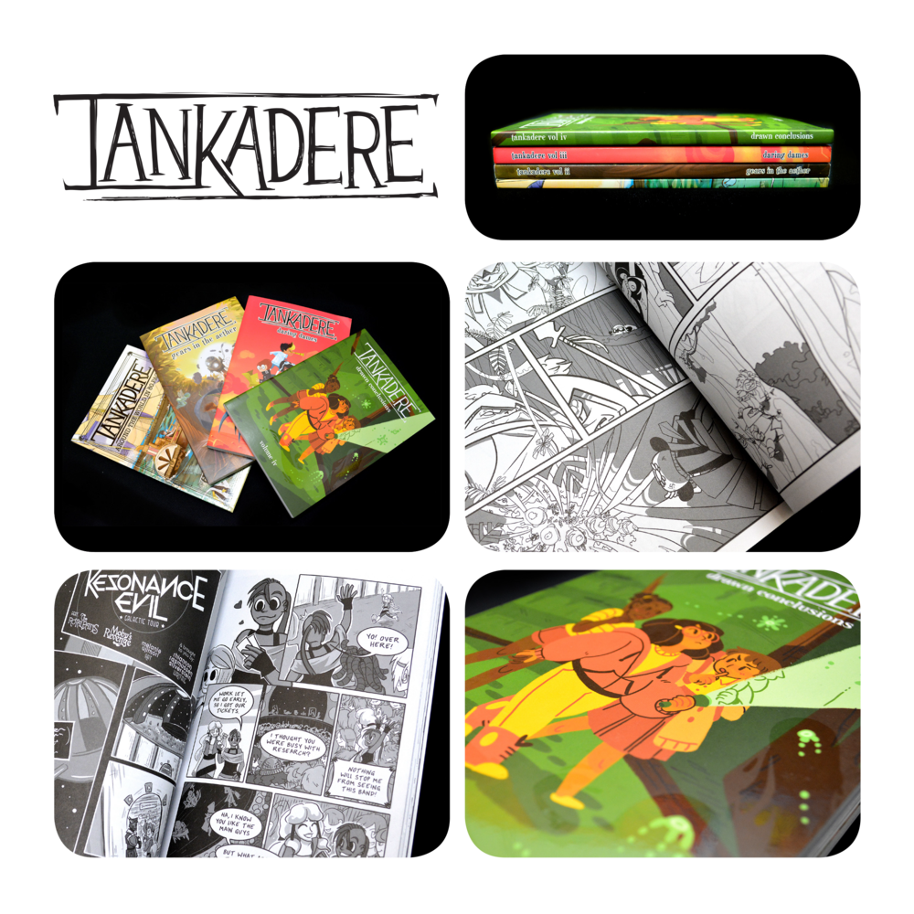 Tankadere Comic Anthology