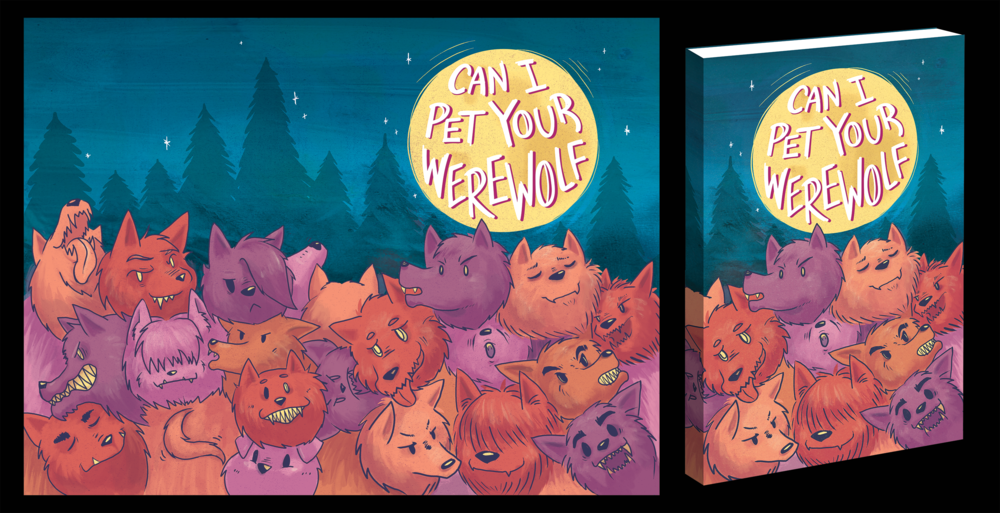 Can I Pet Your Werewolf? Comic Anthology