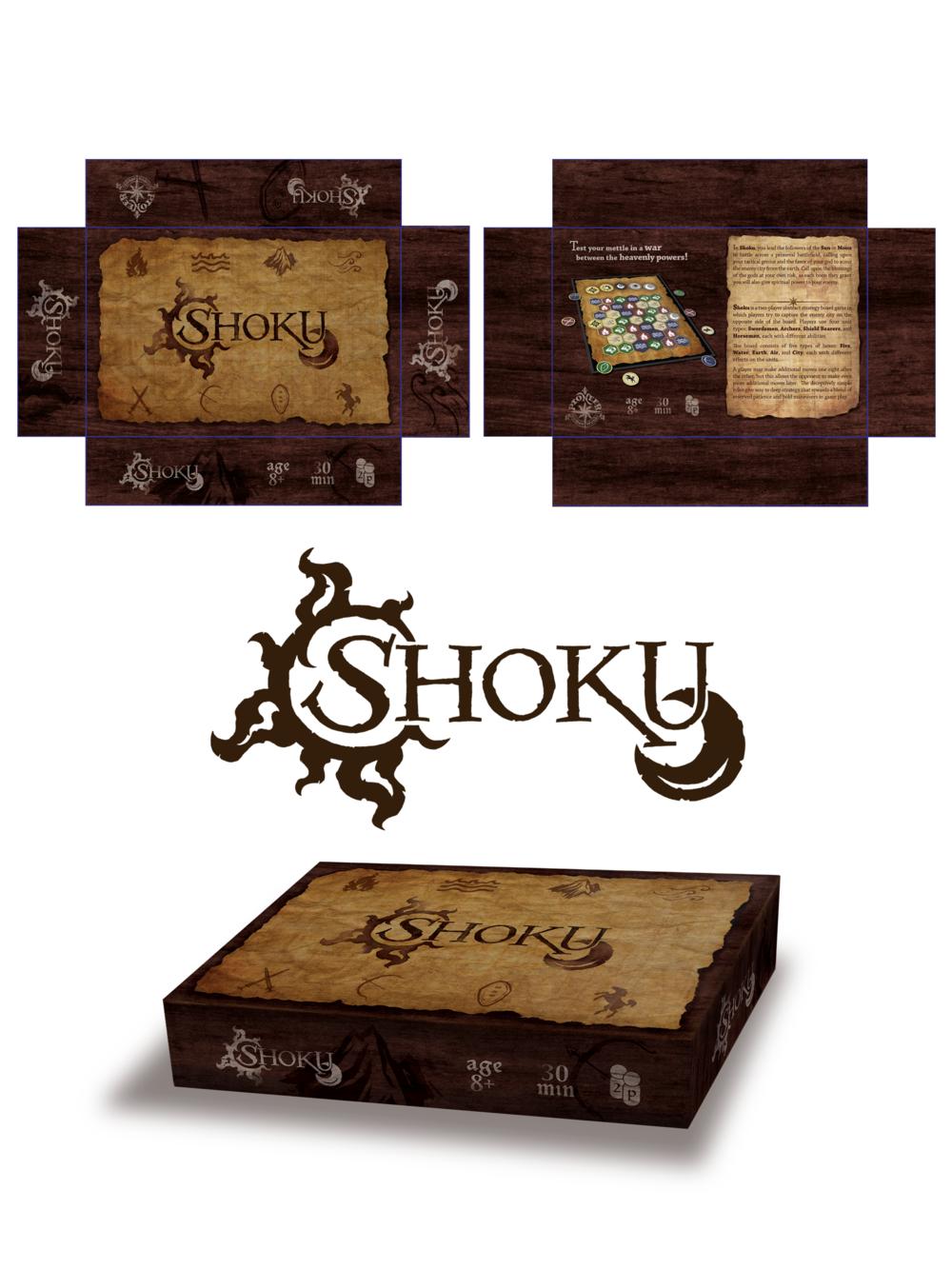Shoku Board Game