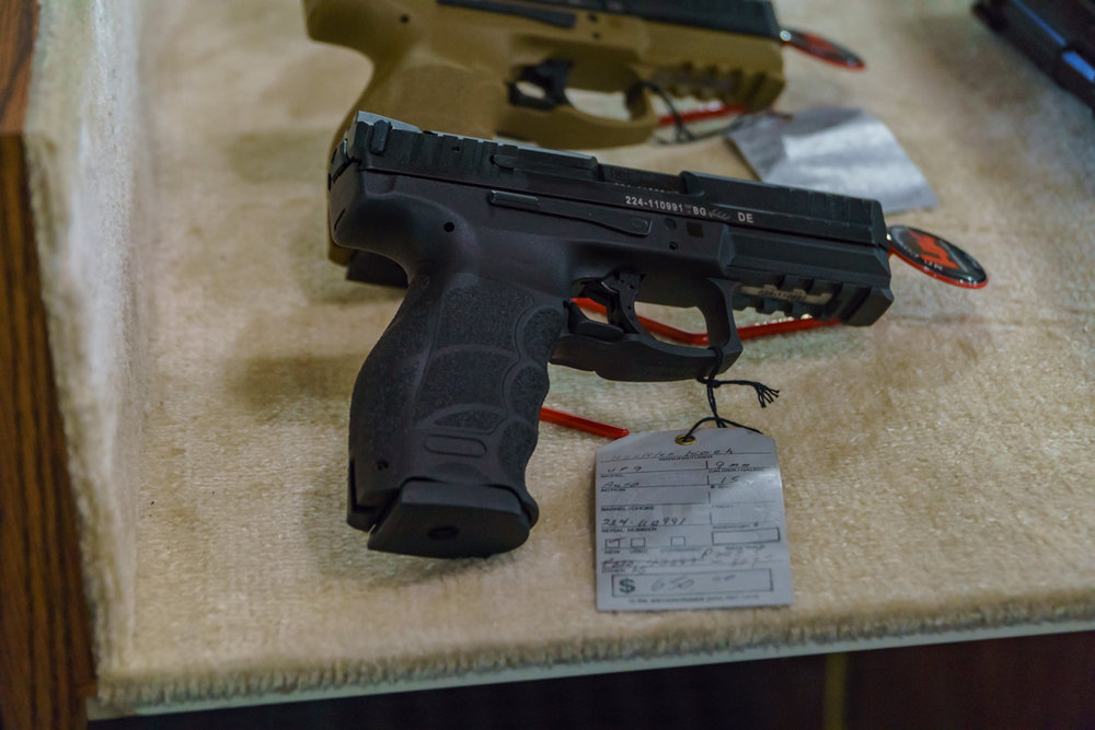 Heckler & Koch VP 9mm