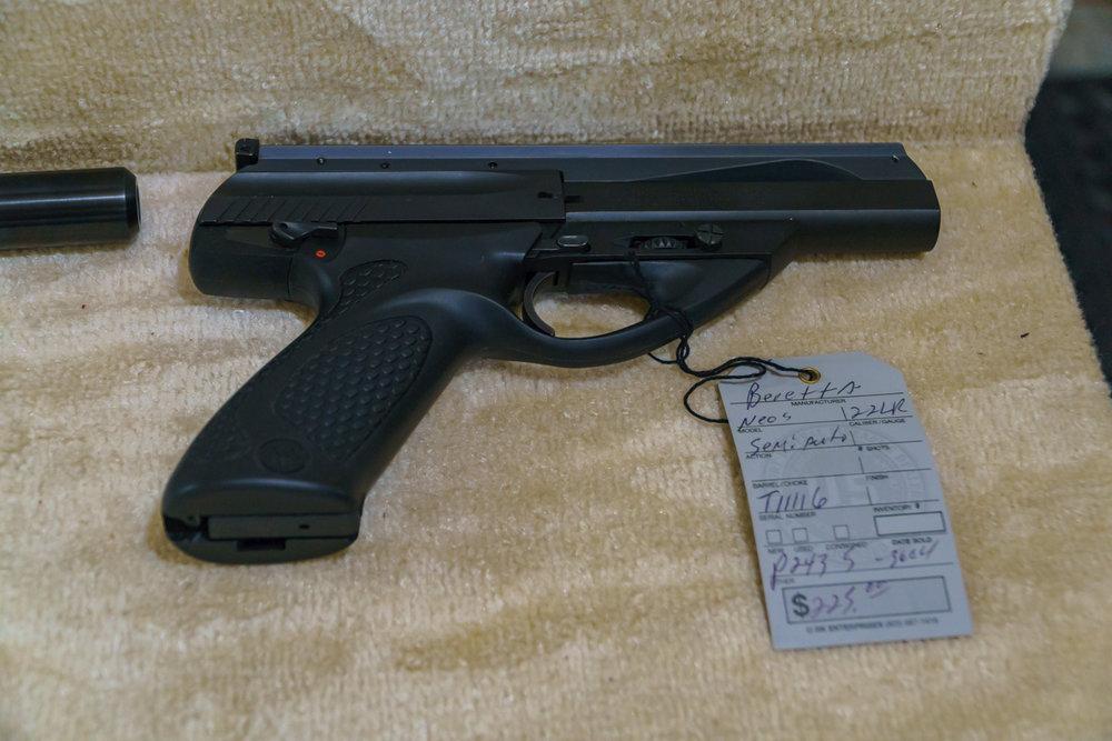 Beretta U22 Neos .22