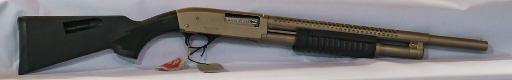 Armscor/Rock Island Armory Matte Nickel M5 12 GA.  $235