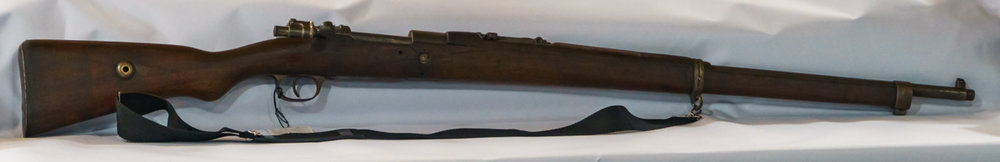 Turkish Mauser 98  8mm   $200