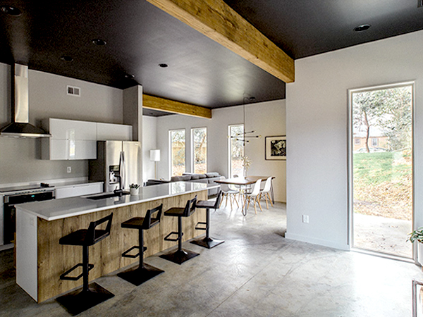 Modern Kitchen Design Charlotte, NC